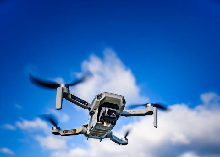 Pilotes de drones certifiés